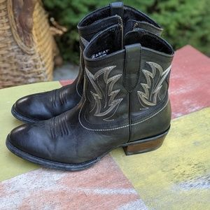 Ariat unbridled ankle boots